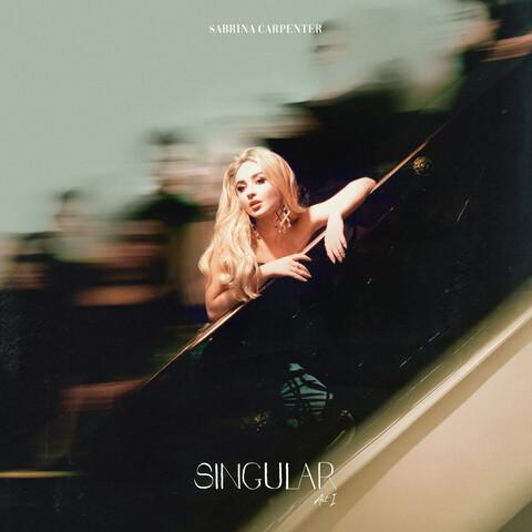√SINGULAR - ACT 1 von Sabrina Carpenter - CD jetzt im Bravado Shop