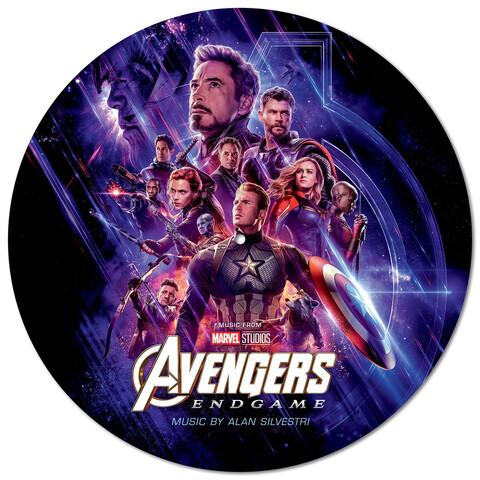 OST Avengers: Endgame (Ltd. Picture Disc) von Avengers - LP jetzt im Bravado Shop
