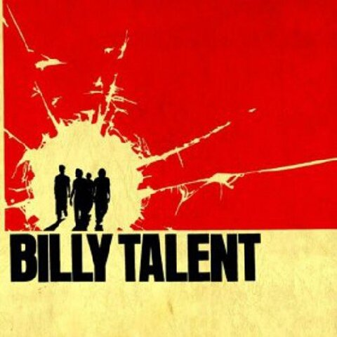 Billy Talent von Billy Talent - LP jetzt im Bravado Shop