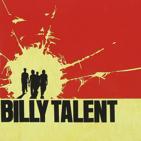 √Billy Talent von Billy Talent - CD jetzt im Bravado Shop