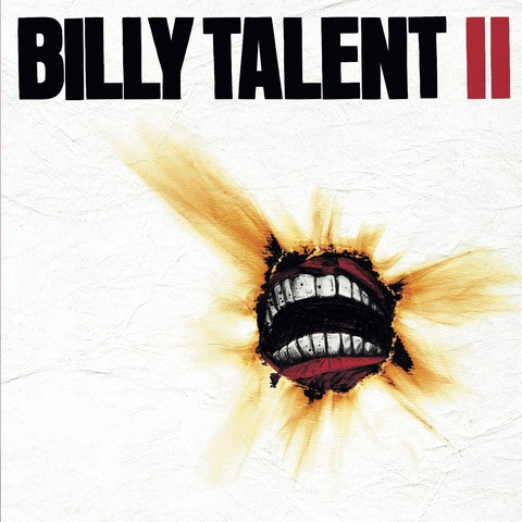 √Billy Talent II von Billy Talent - CD jetzt im Bravado Shop