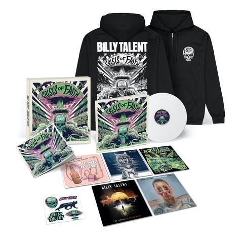 Crisis of Faith (Ltd. Deluxe Vinyl Boxset + Hoodie) von Billy Talent - Deluxe LP Box + Hoodie jetzt im Bravado Store