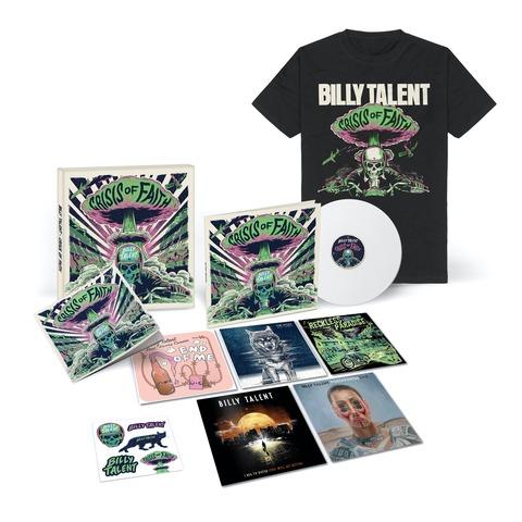 Crisis of Faith (Ltd. Deluxe Vinyl Boxset + T-Shirt) von Billy Talent - Deluxe LP Box + Shirt jetzt im Bravado Store