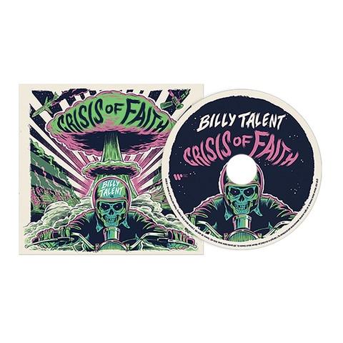 Crisis of Faith von Billy Talent - CD jetzt im Bravado Store