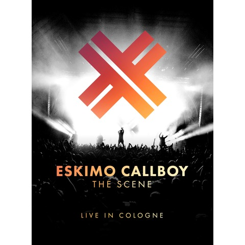 The Scene - Live in Cologne (Ltd. Blu-ray+DVD+CD Digipak) von Eskimo Callboy - LP jetzt im Bravado Shop