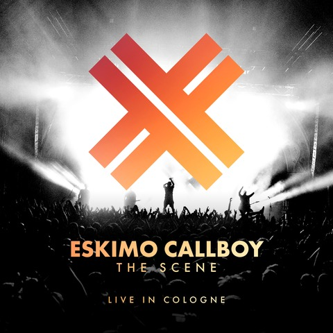 √The Scene - Live in Cologne (CD+DVD Jewelcase) von Eskimo Callboy - CD jetzt im Bravado Shop