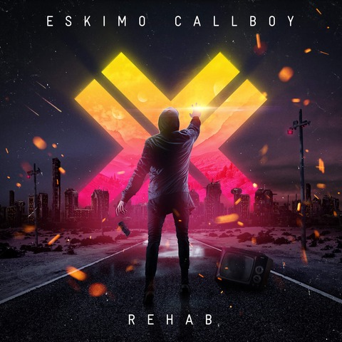 √Rehab (Ltd. Digipack CD) von Eskimo Callboy - CD jetzt im Bravado Shop