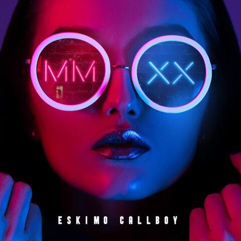 √MMXX-EP von Eskimo Callboy - CD jetzt im Bravado Shop