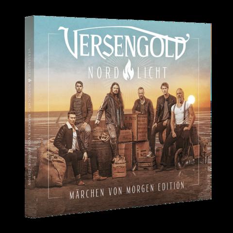 √Nordlicht - Märchen Von Morgen Edition (2CD Digipack) von Versengold - CD jetzt im Bravado Shop