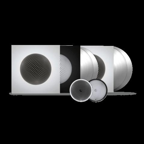 √The Altered State Black (Re-Issue 2020) - Ltd. Silver 4LP+2CD von TesseracT - Box set jetzt im Bravado Shop