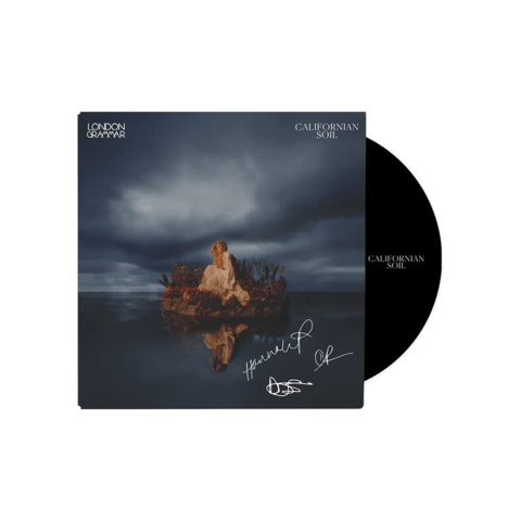 √Californian Soil (Signed CD) von London Grammar - CD jetzt im Bravado Shop
