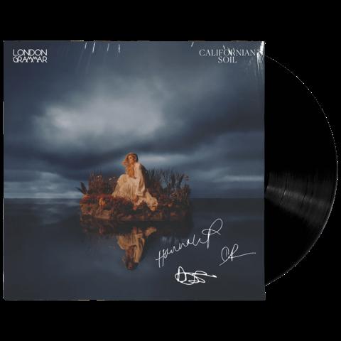 √Californian Soil (Signed Vinyl) von London Grammar - LP jetzt im Bravado Shop
