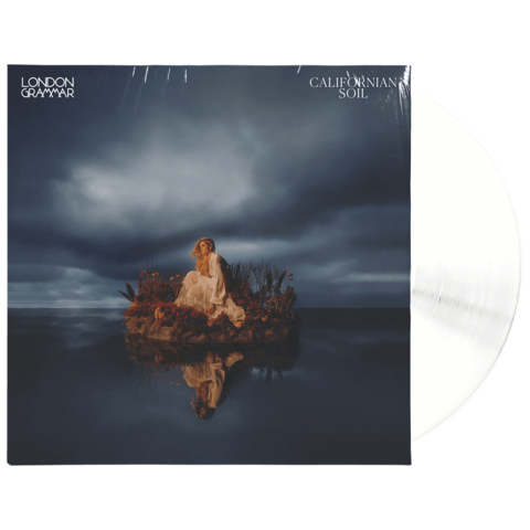 √Californian Soil (Ltd. White Vinyl) von London Grammar - LP jetzt im Bravado Shop