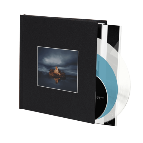 √Californian Soil (Ltd. Hard Cover Book) von London Grammar - Box set jetzt im Bravado Shop
