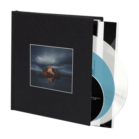 √Californian Soil (Ltd. Hard Cover Book + Signed Print) von London Grammar - Box set jetzt im Bravado Shop