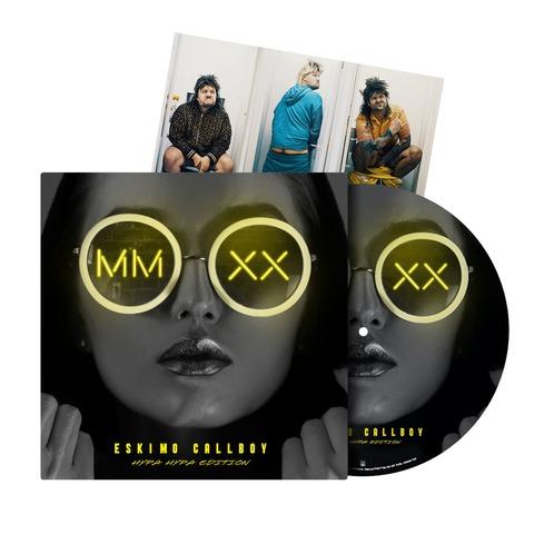 √MMXX Hypa Hypa Edition von Eskimo Callboy - Picture LP jetzt im Bravado Shop