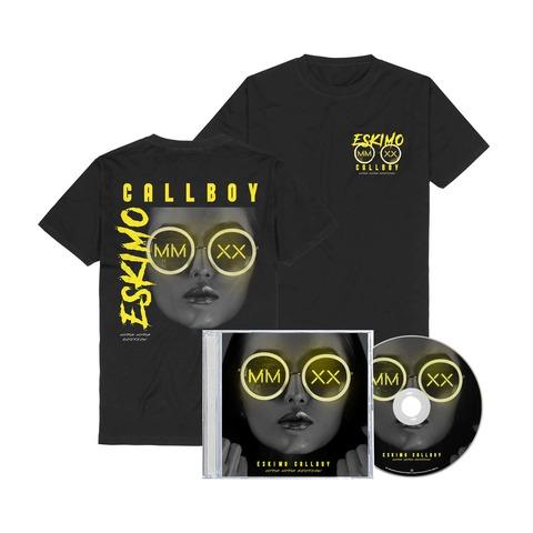 √MMXX Hypa Hypa Edition (Bundle CD + T-Shirt) von Eskimo Callboy - 1CD + T-Shirt jetzt im Bravado Shop