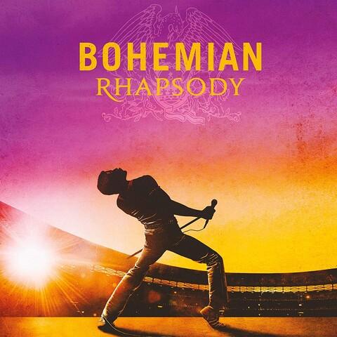 √Bohemian Rhapsody von Queen - CD jetzt im Bravado Shop
