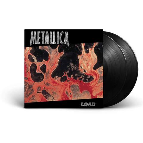 √Load (2LP 33rpm Version) von Metallica - LP jetzt im Bravado Shop