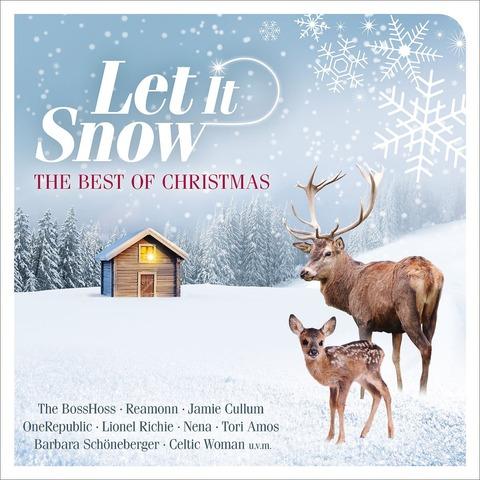 Let It Snow - Best Of Christmas von Various Artists - 2CD jetzt im Bravado Store