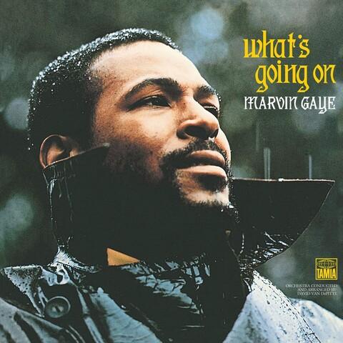 Whats Going On (Back To Black Vinyl) von Marvin Gaye - LP jetzt im Bravado Store
