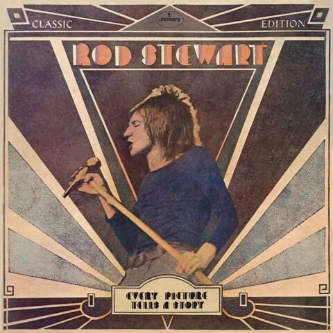 Every Picture Tells A Story von Rod Stewart - LP jetzt im Bravado Shop