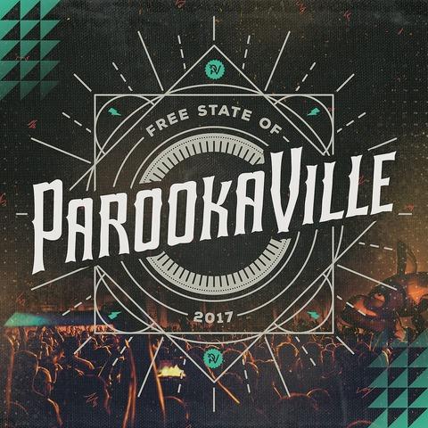 √Parookaville 2017 von Various - CD jetzt im Bravado Shop