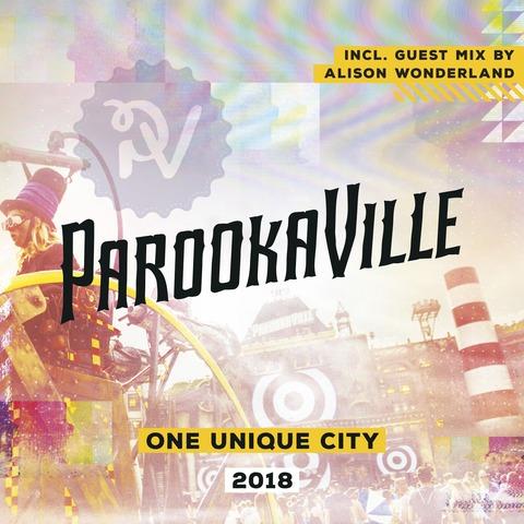 √Parookaville 2018 von ParookaVille Festival - CD jetzt im Bravado Shop