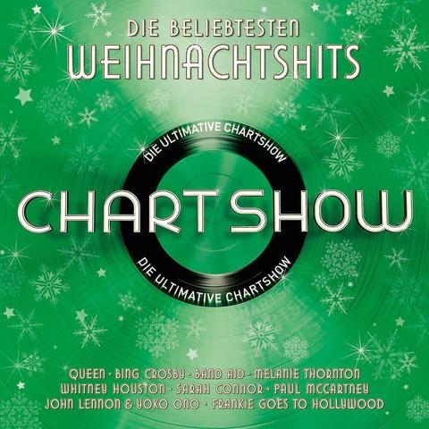 √Die Ultimative Chartshow - Weihnachtshits von Various Artists - 2CD jetzt im Bravado Shop
