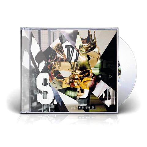 √Kronjuwelen von Sido - CD jetzt im Bravado Shop