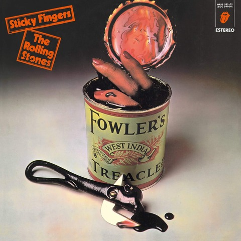 Sticky Fingers - Spanish Version (Japanese SHM-CD) von The Rolling Stones - CD jetzt im Bravado Shop