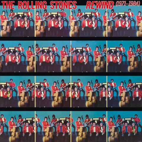 √Rewind 1971-1984 (Ltd. Japanese SHM-CD) von The Rolling Stones - CD jetzt im Bravado Shop
