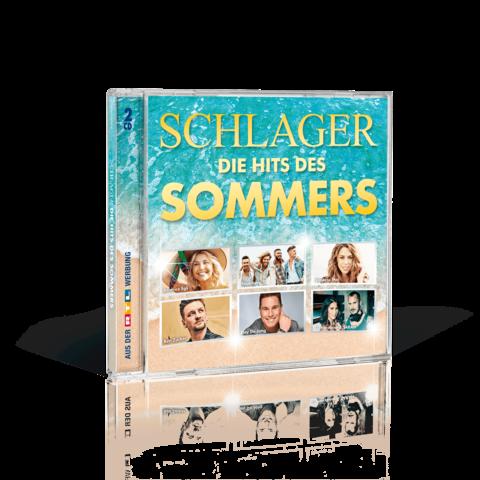 √Schlager - Die Hits des Sommers 2019 von Various Artists -  jetzt im Bravado Shop