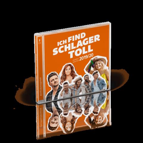 √Ich find Schlager toll - Herbst/Winter 2019/2020 von Ich find Schlager toll - CD jetzt im Bravado Shop