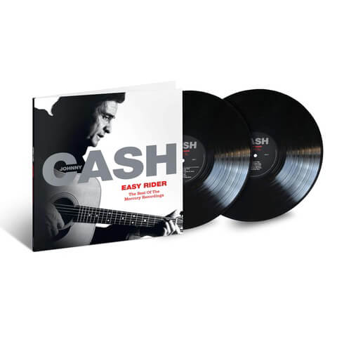 √Easy Rider: The Best of Mercury Recordings von Johnny Cash - 2LP jetzt im Bravado Shop