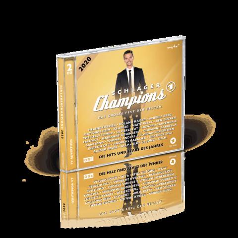 √Schlagerchampions 2020 -  Das große Fest der Besten von Various - CD jetzt im Bravado Shop