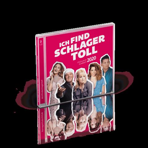 √Ich Find Schlager Toll - Frühjahr/Sommer 2020 von Ich find Schlager toll - CD jetzt im Bravado Shop