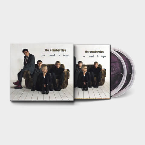√No Need To Argue (2CD Deluxe) von The Cranberries - 2CD jetzt im Bravado Shop