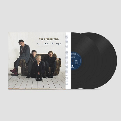 √No Need To Argue von The Cranberries - 2LP jetzt im Bravado Shop