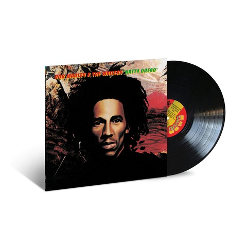 √Natty Dread (Ltd. Jamaican Vinyl Pressings) von Bob Marley & The Wailers - LP jetzt im Bravado Shop