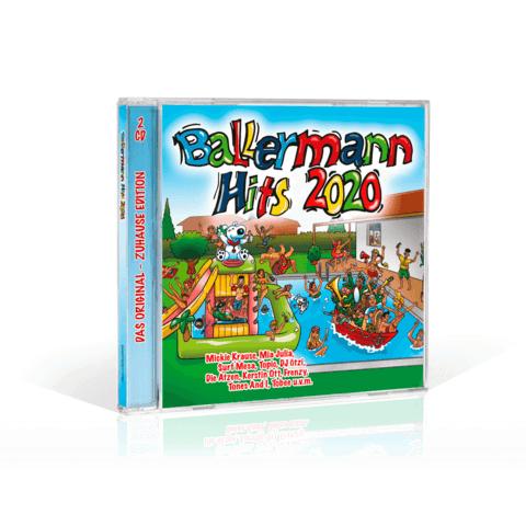 √Ballermann Hits 2020 von Various Artists -  jetzt im Bravado Shop