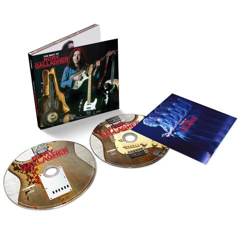 Best Of von Rory Gallagher - 2CD jetzt im Bravado Shop