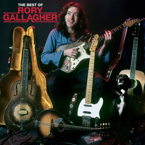 √The Best Of (Exclusive Coloured LP) von Rory Gallagher - 2LP jetzt im Bravado Shop