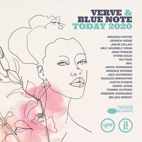 Verve & Blue Note Today 2020 von Various Artists - CD jetzt im Bravado Store