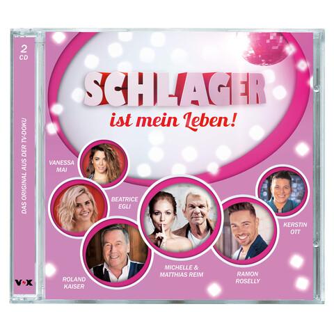 √Schlager ist mein Leben von Various Artists - CD jetzt im Bravado Shop