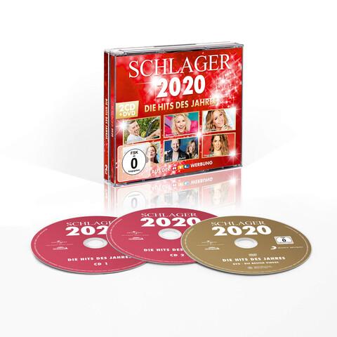√Schlager 2020 - Die Hits des Jahres von Various Artists -  jetzt im Bravado Shop