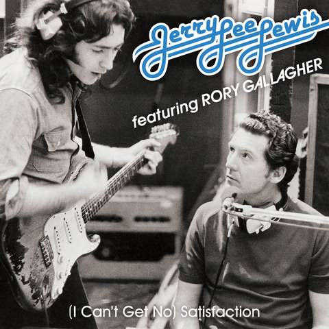 √Jerry Lee Lewis feat .Rory Gallagher - (I Can't Get No) Satisfaction - Exclusive 7'' Vinyl von Rory Gallagher - Vinyl jetzt im Bravado Shop