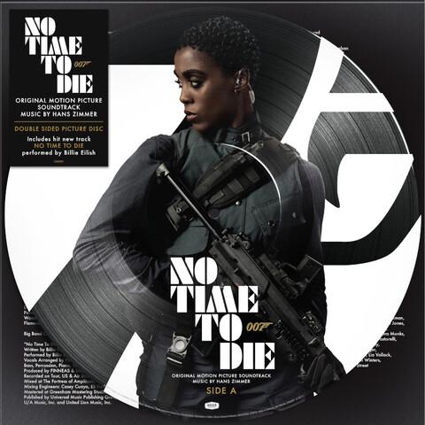 Bond 007: No Time To Die (Exclusive Limited Edition Nomi Picture Disc) von Hans Zimmer - Picture LP jetzt im Bravado Store