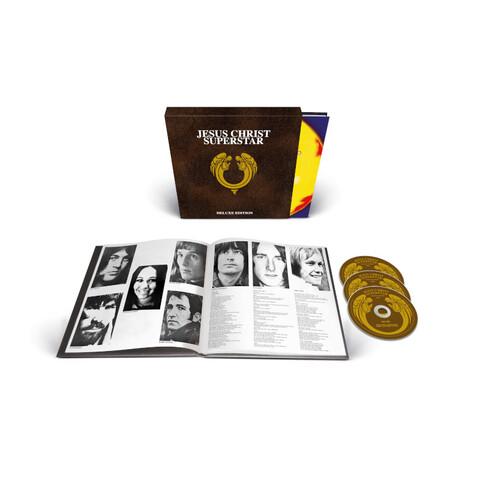 Jesus Christ Superstar - 50th Anniversary Edition (3CD Boxset) von Andrew Lloyd Webber - Boxset jetzt im Bravado Store