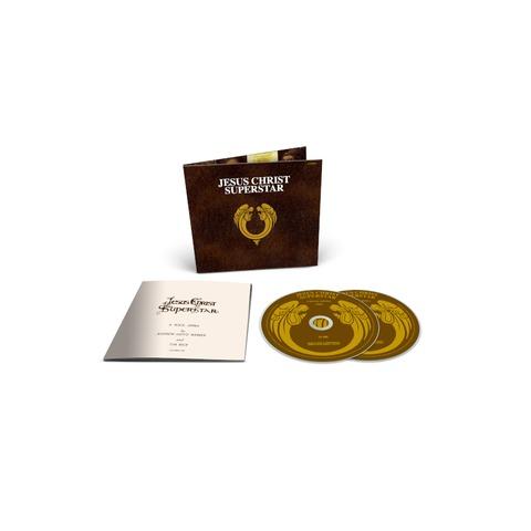Jesus Christ Superstar - 50th Anniversary Edition (2CD) von Andrew Lloyd Webber - 2CD jetzt im Bravado Shop